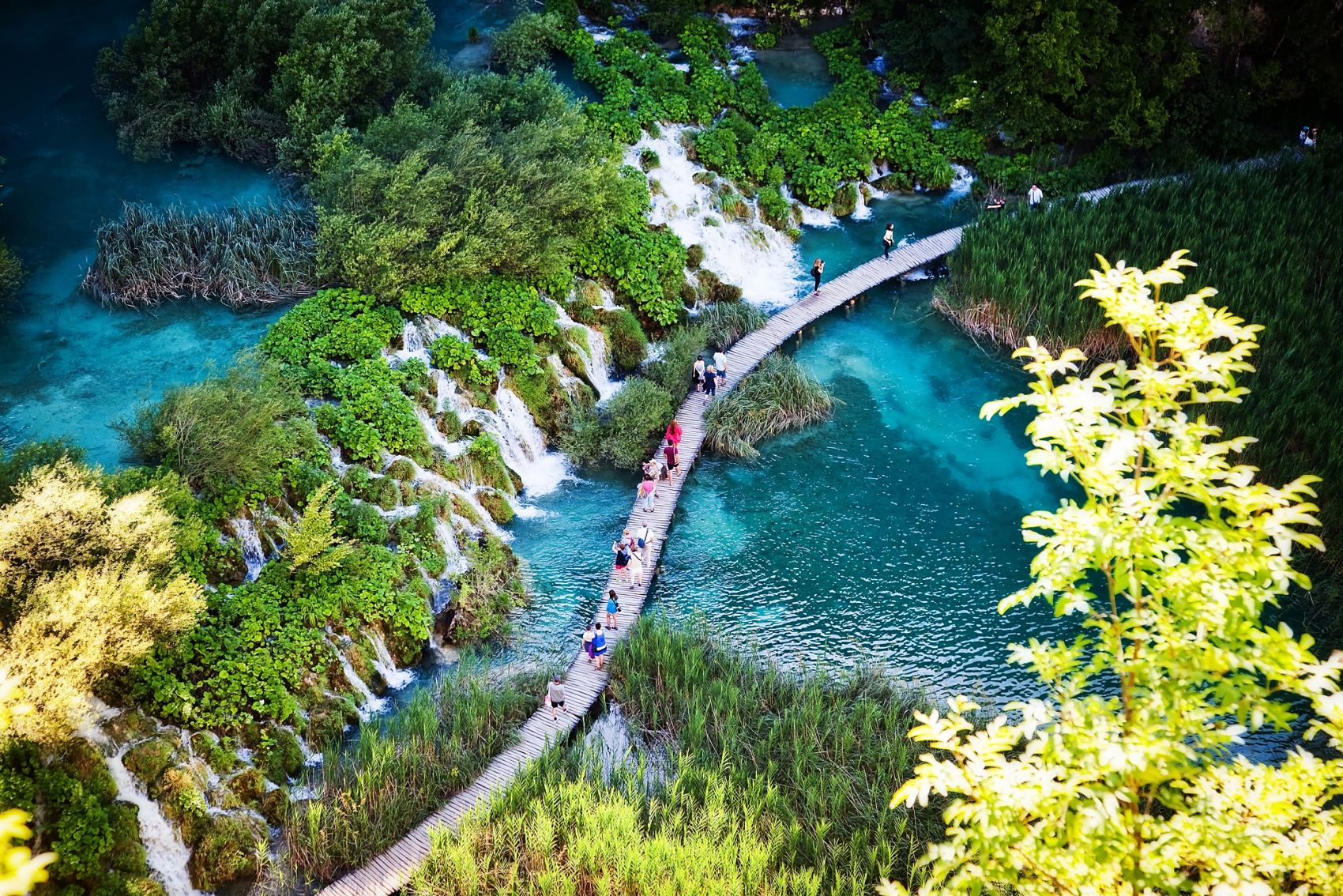 Plitvice national park,Croatia,Grand Balkan Tour
