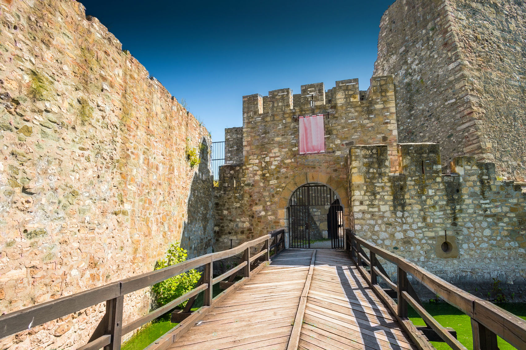 Smederevo fortress ,day trip from Belgrade