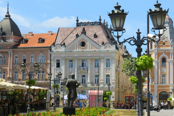Novi Sad, a one day trip from Belgrade