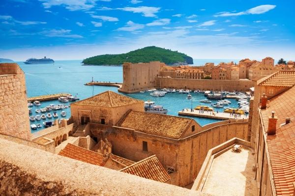 Dubrovnik tour stunning view