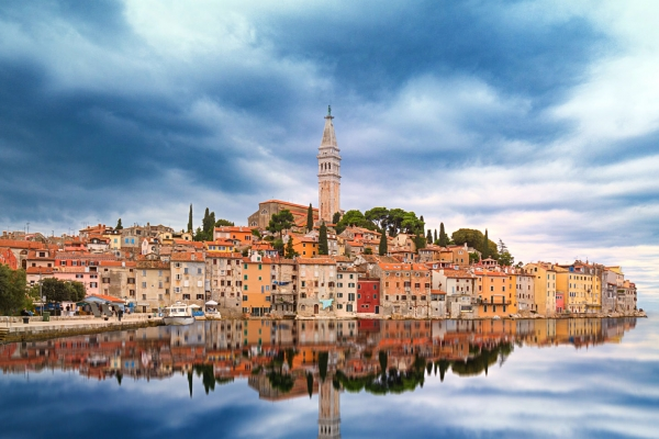 Rovinj an Adriatic pearl, Croatia tour