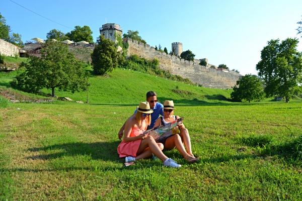 Kalemegdan Belgrade city break tour
