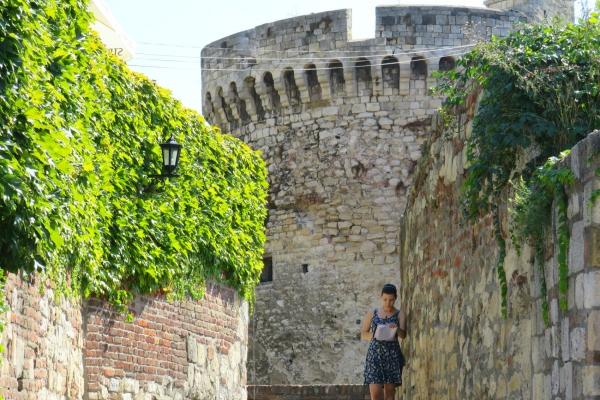 Kalemegdan frortress Serbia tour