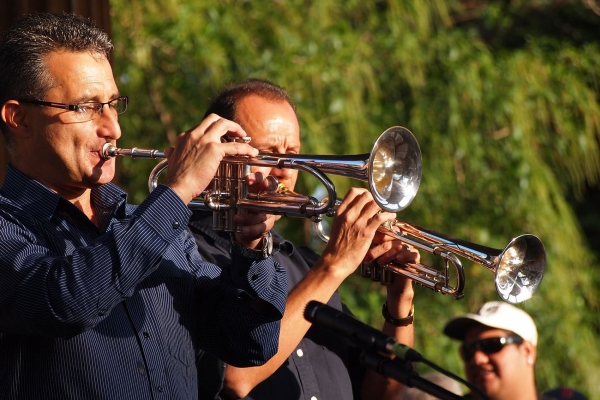 Guca trumpet festival tour