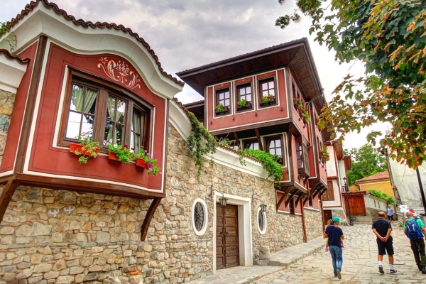 Veliko Tarnovo small beutifull village in Bulgaria